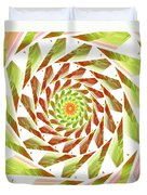 Abstract Swirls  Duvet Cover