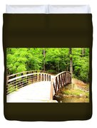Folsom Bridge 2 Duvet Cover