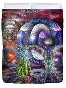 Fomorii Universe Duvet Cover