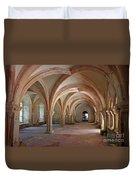 Fontenay Abbey Cross Vault Duvet Cover