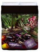 Food - Vegetables - Very Fresh Produce  Duvet Cover
