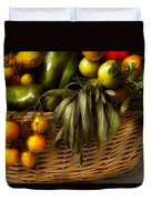 Food - Veggie - Sage Advice  Duvet Cover