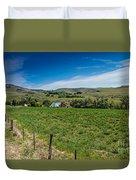 Foothill Ranch Duvet Cover