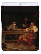 For Better Or Worse - Rob Roy Duvet Cover