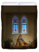 For Our Sins Duvet Cover