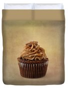 For The Chocolate Lover Duvet Cover by Kim Hojnacki