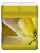 For The Love Of Lilies 4 Duvet Cover