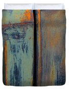 For The Love Of Rust IIi Duvet Cover