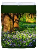 For Whom The Bells Toll Duvet Cover