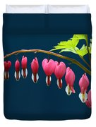 Bleeding Hearts For Your Love Duvet Cover