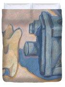 Foramens Duvet Cover