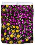 Forbidden Fruit Pop Art Duvet Cover