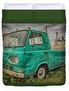 Ford Econoline Pickup Duvet Cover