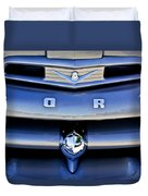 Ford F-1 V8 Truck Front End Duvet Cover