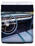Ford Falcon Futura Interior Duvet Cover