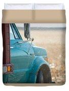 Ford Grain Truck Duvet Cover