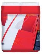 Ford Gt40 Sports Car Duvet Cover