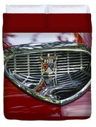 Ford Hood Emblem Duvet Cover