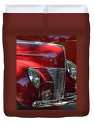Ford Hotrod Duvet Cover
