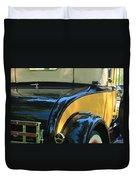 Ford Model A Duvet Cover