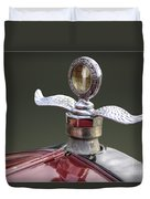 Ford Modell T Ornament Duvet Cover by Heiko Koehrer-Wagner