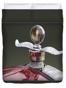 Ford Modell T Ornament Duvet Cover