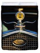 Ford Motometer Duvet Cover