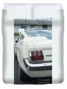 Ford Mustang Gt 350 Duvet Cover
