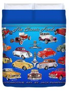 Another Ford Poster Duvet Cover