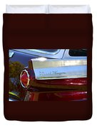 Ford Ranch Wagon Duvet Cover