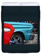 Ford Rancheros Duvet Cover