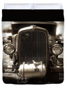 Ford Rod Duvet Cover