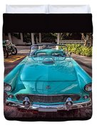 Ford Thunderbird  Duvet Cover