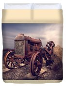Fordson F Tractor Duvet Cover