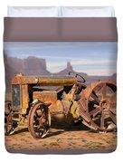 Fordson Tractor Duvet Cover