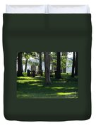 Fore Fathers Duvet Cover