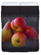 Forelle Pears Duvet Cover
