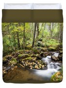 Forest And Stream Duvet Cover