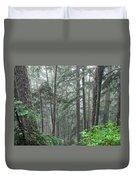 Forest Bluff Duvet Cover