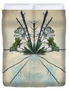 Forest Bouquet Wee Planet Duvet Cover