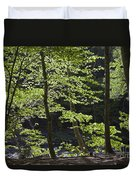 Forest Cathedral Duvet Cover