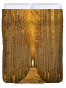 Forest Cathedral - Two Duvet Cover