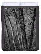 Forest Flight Duvet Cover