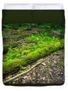 Forest Floor Gosnell Big Woods Duvet Cover