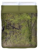 Forest Glimpse Duvet Cover