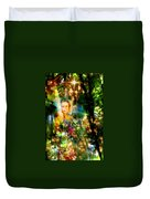 Forest Goddess 4 Duvet Cover