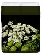 Forest Lace Duvet Cover
