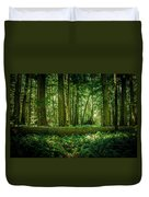 Forest Of Cathedral Grove Collection 7 Duvet Cover
