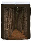 Forest Soldiers... Duvet Cover