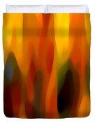 Forest Sunlight Horizontal Duvet Cover